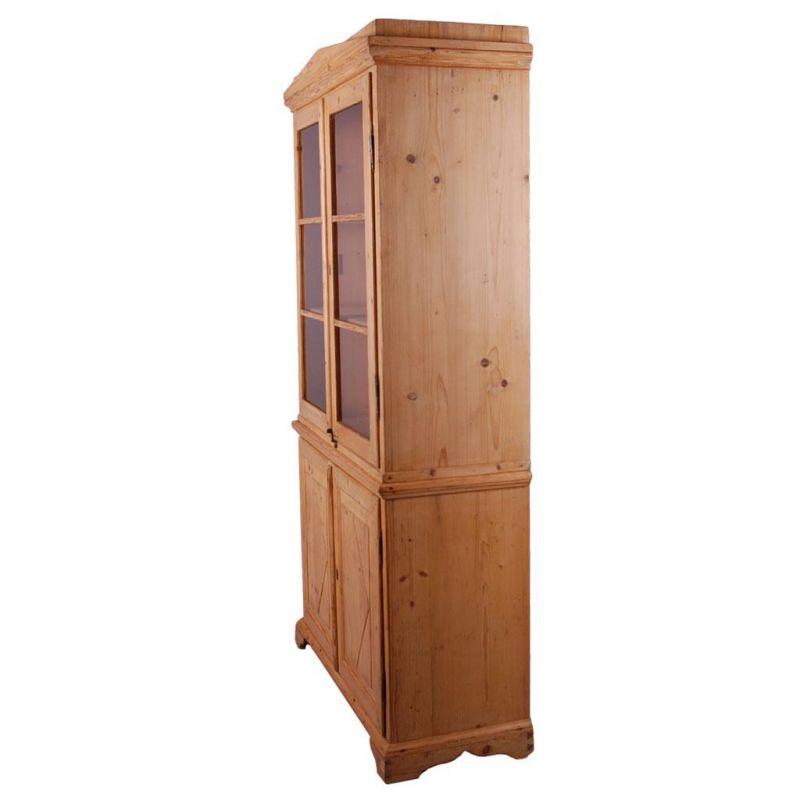 Antik küchenbuffet , vitrine , weichholz , küchenschrank ,