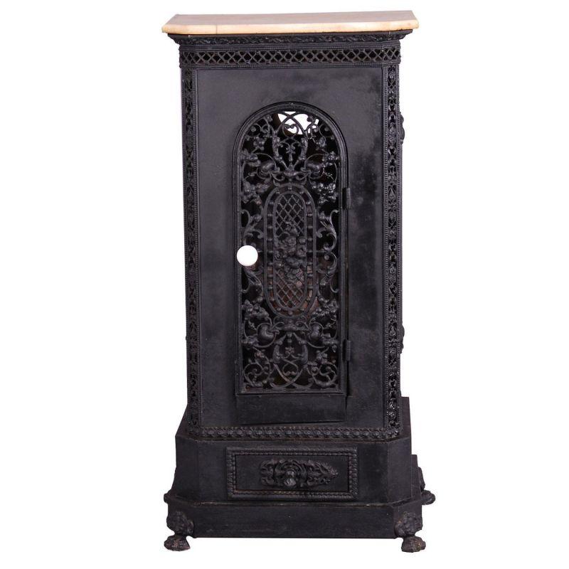 antik etagenofen stubenofen kachelofen kamin gu ofen k che. Black Bedroom Furniture Sets. Home Design Ideas