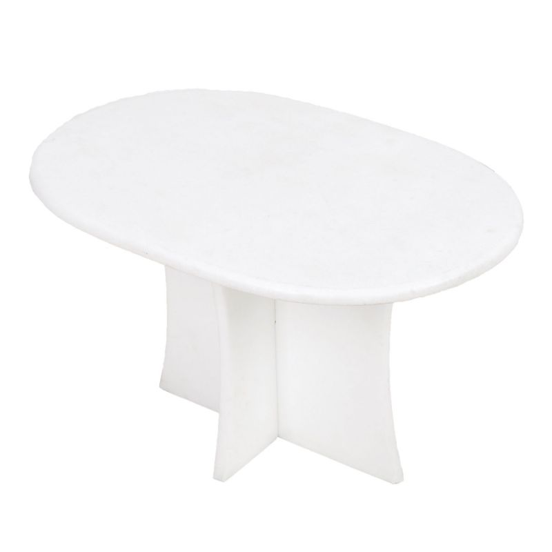 We er marmor couchtisch for Couchtisch marmor oval