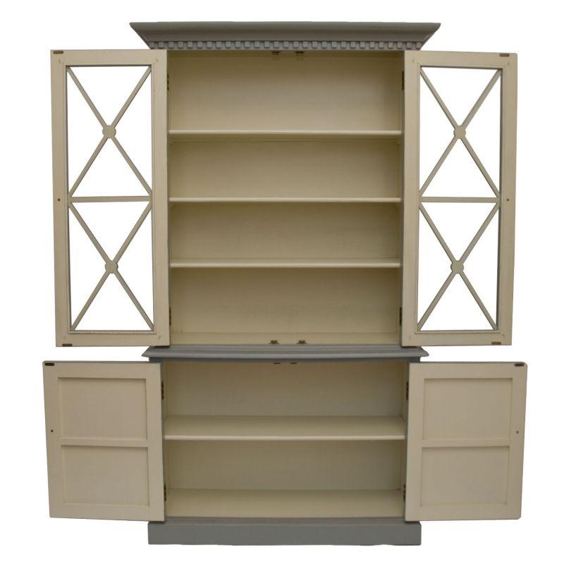 k chenschrank grau. Black Bedroom Furniture Sets. Home Design Ideas