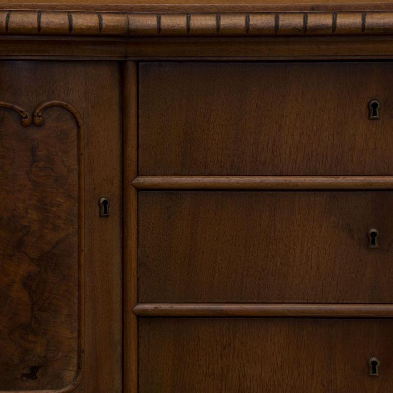 Garderobe kolonialstil garderobe kolonialstil 12 deutsche for Garderobe nussbaum schwarz