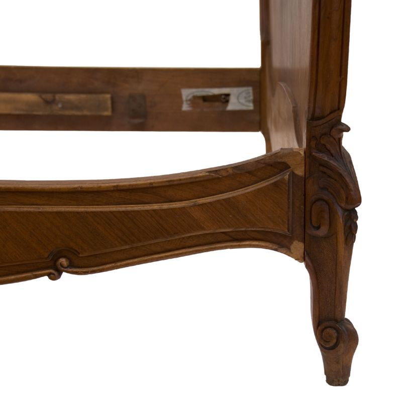fl misches einzelbett antik. Black Bedroom Furniture Sets. Home Design Ideas