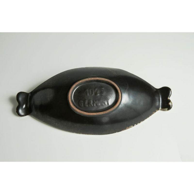 Keramik obst konfekt schale 50er 60er jahre for Dekoration 50er 60er