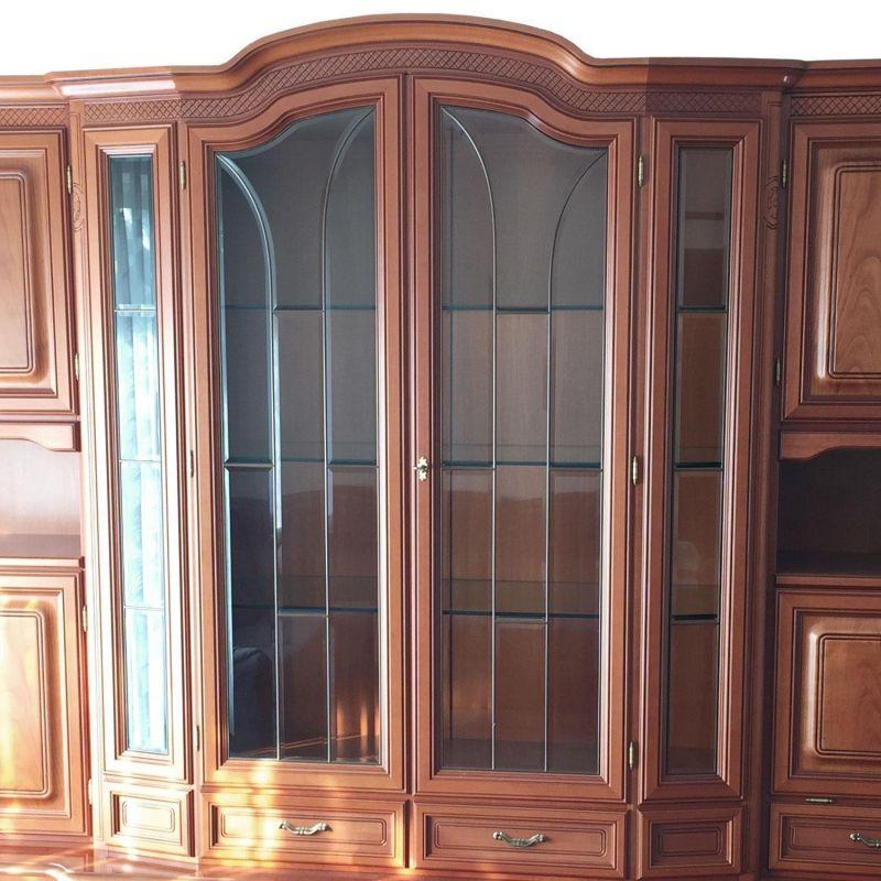 Wohnzimmerschrank In Kirsche Rolinkde
