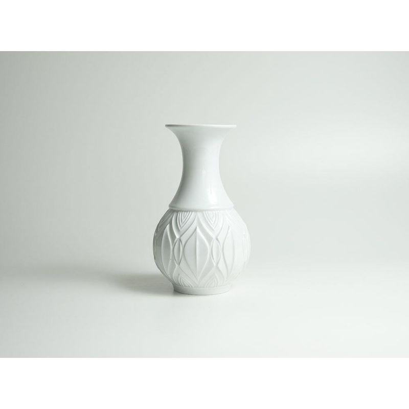 sch ne tisch bauch vase aus porzellan aus den 50er 60er 70er jah. Black Bedroom Furniture Sets. Home Design Ideas