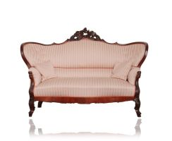 Antikes Louis Philippe Sofa , Couch um 1860