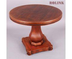 Vintage Tisch Esstisch Wohnzimmertisch Rund 70er 80er Jahre