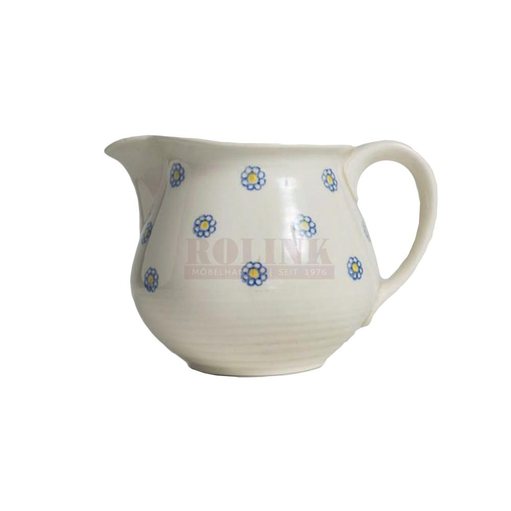 Steingut Keramik keramik steingut milch wasser kanne krug karaffe villeroy boc