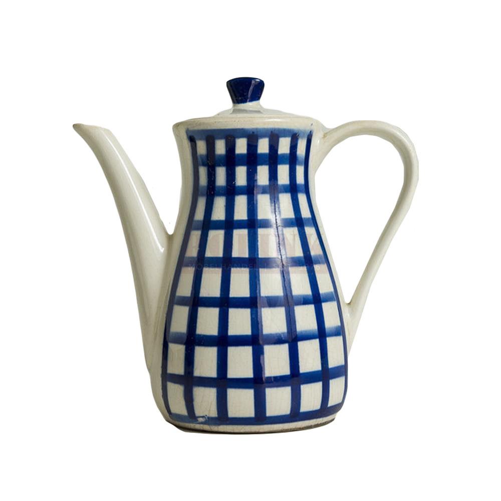 Steingut Keramik deco keramik steingut kaffekanne waku feuerfest