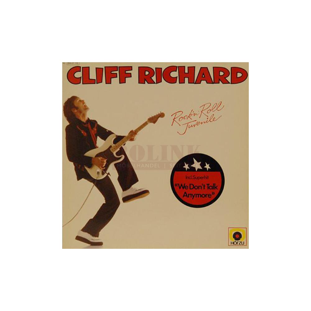 Schallplatte Rock n Roll Juvenile Cliff Richard LP 1980