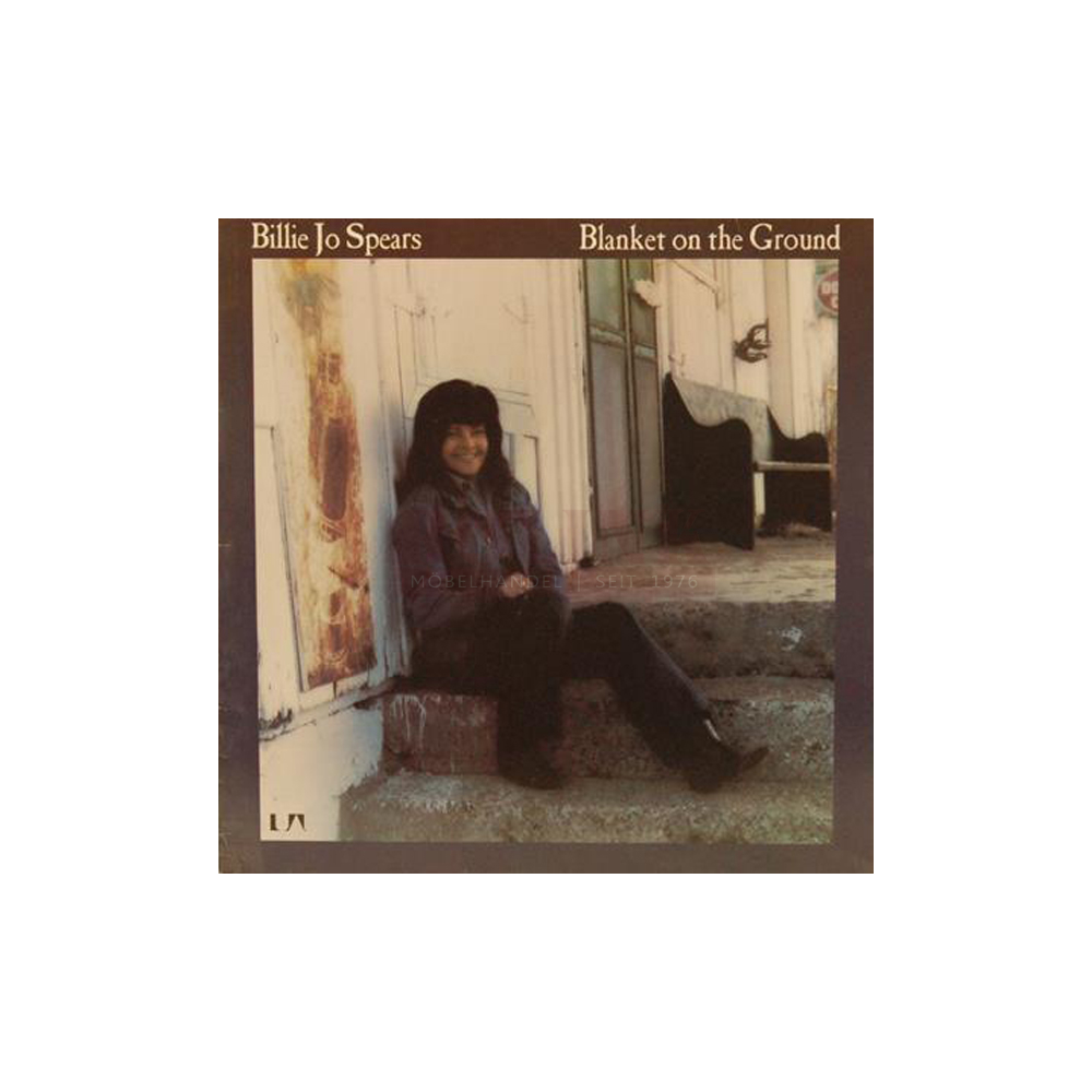 Schallplatte Blanket on the ground Billie Jo Spears LP 1975