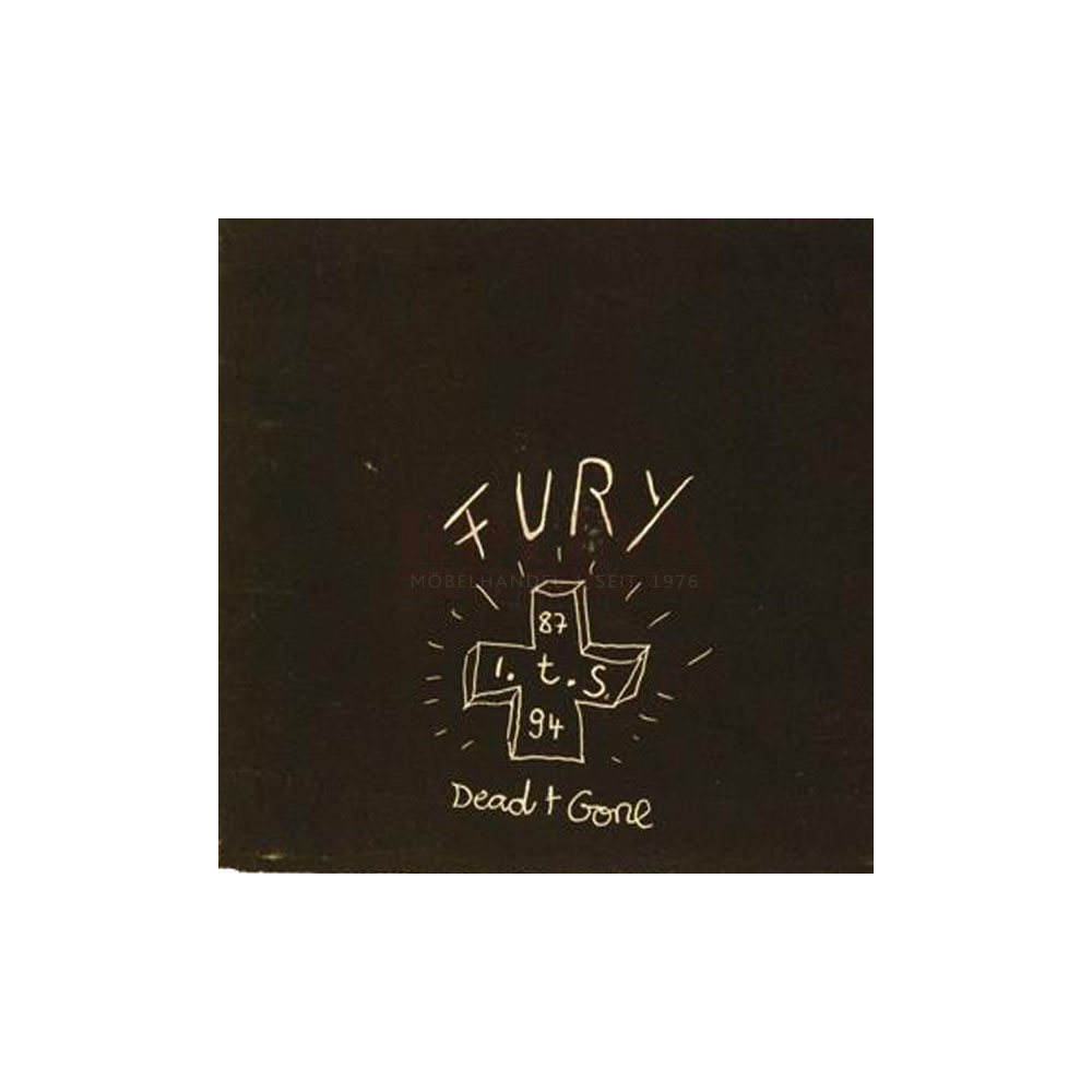 Dead + Gone, Fury in the Slaughterhouse  Dead and gone 1 CD